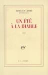 """Couverture du livre : """"Un été à la diable"""""""