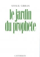"""Couverture du livre : """"Le jardin du prophète"""""""