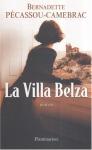 """Couverture du livre : """"La villa Belza"""""""