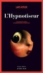 """Couverture du livre : """"L'hypnotiseur"""""""