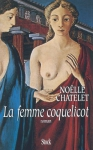"""Couverture du livre : """"La femme coquelicot"""""""