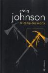 """Couverture du livre : """"Le camp des morts"""""""