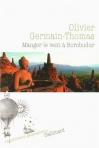 """Couverture du livre : """"Manger le vent à Borobudur"""""""