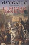 """Couverture du livre : """"Le roman des rois"""""""