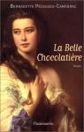 """Couverture du livre : """"La belle chocolatière"""""""