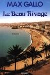 """Couverture du livre : """"Le beau rivage"""""""