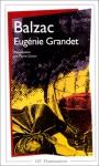 """Couverture du livre : """"Eugénie Grandet"""""""