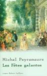 """Couverture du livre : """"Les fêtes galantes"""""""