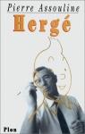 """Couverture du livre : """"Hergé"""""""