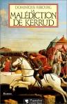 """Couverture du livre : """"La malédiction de Kerrud"""""""
