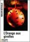 """Couverture du livre : """"L'orange aux girofles"""""""