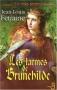 """Couverture du livre : """"Les larmes de Brunehilde"""""""
