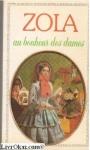 """Couverture du livre : """"Au bonheur des dames"""""""