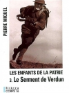 """Couverture du livre : """"Le serment de Verdun"""""""