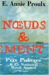 """Couverture du livre : """"Noeuds et dénouement"""""""