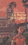 """Couverture du livre : """"La reine d'Angkor"""""""