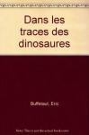 """Couverture du livre : """"Dans les traces des dinosaures"""""""