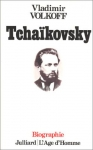 """Couverture du livre : """"Tchaïchovski"""""""