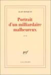 """Couverture du livre : """"Portrait d'un milliardaire malheureux"""""""