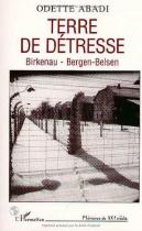 """Couverture du livre : """"Terre de détresse"""""""