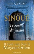 """Couverture du livre : """"Le souffle du jasmin"""""""