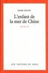 """Couverture du livre : """"L'enfant de la mer de Chine"""""""