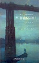 """Couverture du livre : """"La machine d'eau de Manhattan"""""""