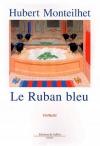 """Couverture du livre : """"Le ruban bleu"""""""