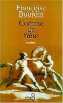 """Couverture du livre : """"Comme un frère"""""""