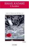 """Couverture du livre : """"L'accident"""""""