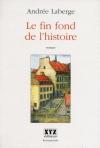 """Couverture du livre : """"Le fin fond de l'histoire"""""""