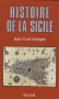 """Couverture du livre : """"Histoire de la Sicile"""""""