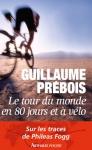 """Couverture du livre : """"Le tour du monde en 80 jours et à vélo"""""""