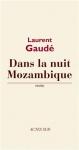 """Couverture du livre : """"Dans la nuit Mozambique"""""""