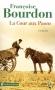"""Couverture du livre : """"La cour aux paons"""""""