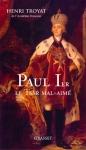 """Couverture du livre : """"Paul Ier"""""""