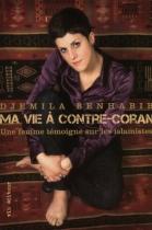 """Couverture du livre : """"Ma vie à contre-Coran"""""""