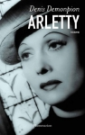 """Couverture du livre : """"Arletty"""""""