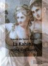 """Couverture du livre : """"La Kahina, reine des Aurès"""""""