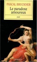 """Couverture du livre : """"Le paradoxe amoureux"""""""