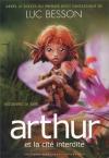 """Couverture du livre : """"Arthur et la cité interdite"""""""