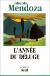 """Couverture du livre : """"L'année du déluge"""""""
