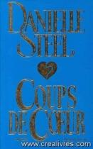 """Couverture du livre : """"Coups de coeur"""""""