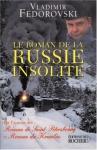 """Couverture du livre : """"Le roman de la Russie insolite"""""""