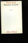"""Couverture du livre : """"Monsieur de Lyon"""""""