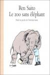 """Couverture du livre : """"Le zoo sans éléphant"""""""