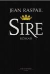 """Couverture du livre : """"Sire"""""""
