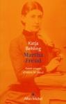 """Couverture du livre : """"Martha Freud"""""""