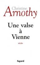 """Couverture du livre : """"Une valse à Vienne"""""""