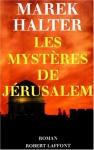 """Couverture du livre : """"Les mystères de Jérusalem"""""""